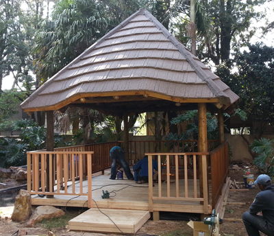 thatch roof designs - Thatch Roof Designs